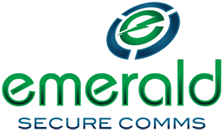 Emeral Securecomms Logo